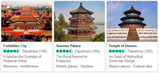 Beijing Attractions and Tourist