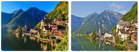 Europe Top Tourist Countries