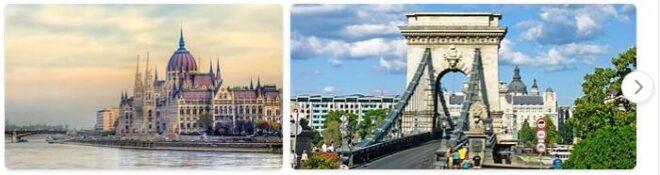 Tourist in Hungary