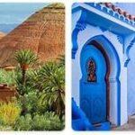 Tourist in Morocco
