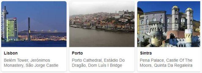Tourist in Portugal