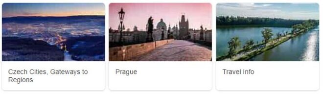 Tourist in the Czech Republic