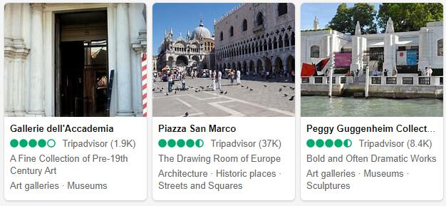 Venice Attractions 2