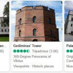 Vilnius Attractions