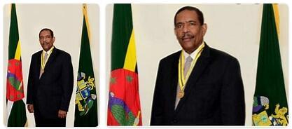 Dominica History