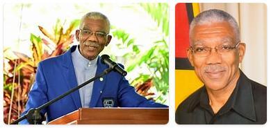 Guyana History