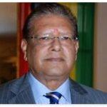 Mauritius President
