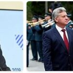 Northern Macedonia President