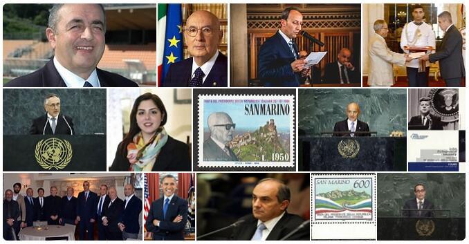 San Marino History