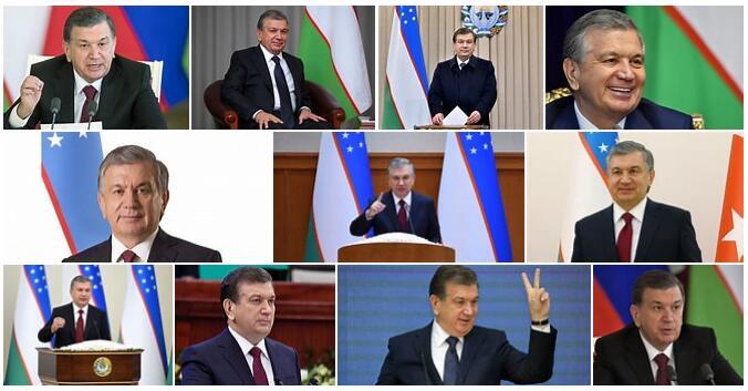 Uzbekistan History