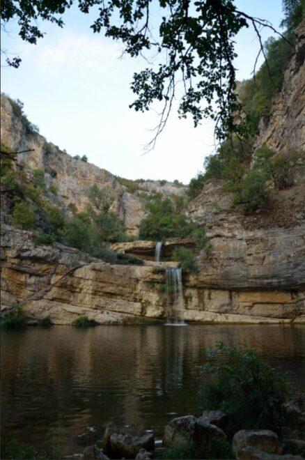 Kosovo Mirusha waterfalls