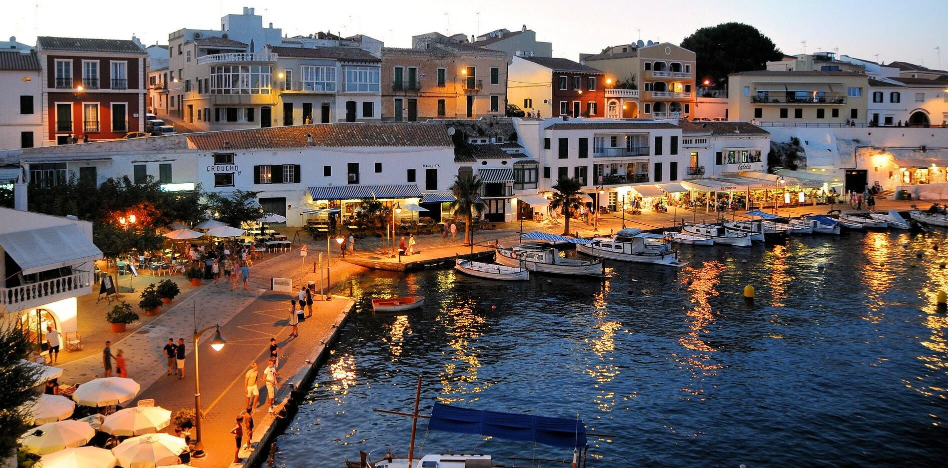 Travel to Menorca