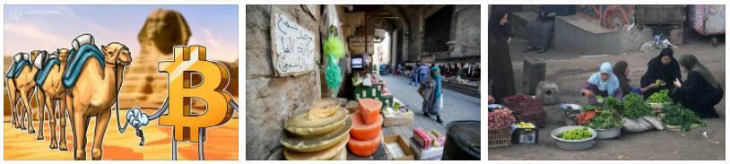 Egypt Economy and Communication