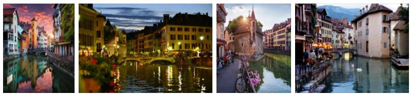 Annecy, France Sightseeing