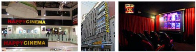Romania Cinema