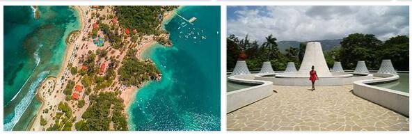 Haiti Landmarks